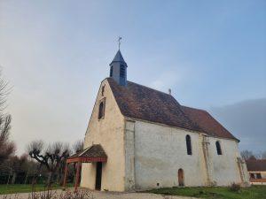 Eglise de Courceroy